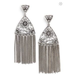 Kendra Scott Ana Filigree Fringe Earrings